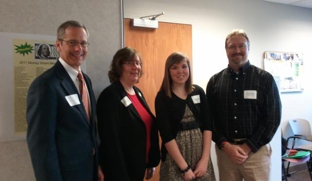 Iowa eighth grader recognized as 2011 Money Smart Kid